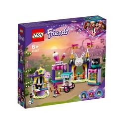 Les stands de la fête foraine magique - LEGO Friends - 41687