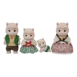 La famille alpaga - Sylvanian Families - 5358
