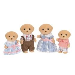 La famille labrador -  Sylvanian Families - 5182