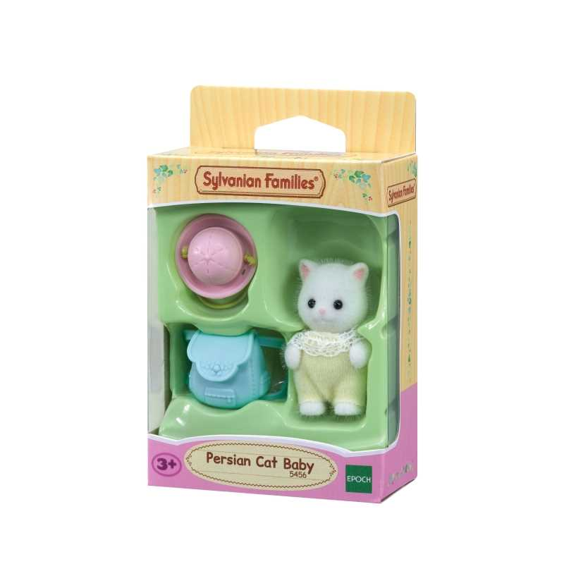 Le bébé chat persan - Sylvanian Families - 5456