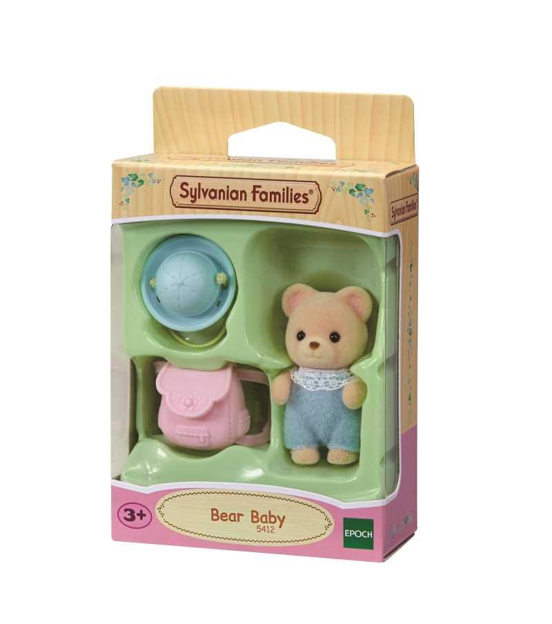Le bébé ours - Sylvanian Families - 5412