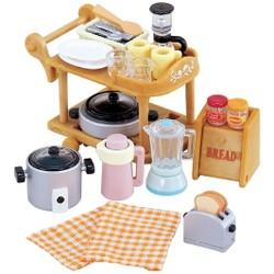La batterie de cuisine - Sylvanian Families - 5090