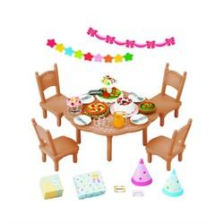 Le goûter d'anniversaire - Sylvanian Families - 4269