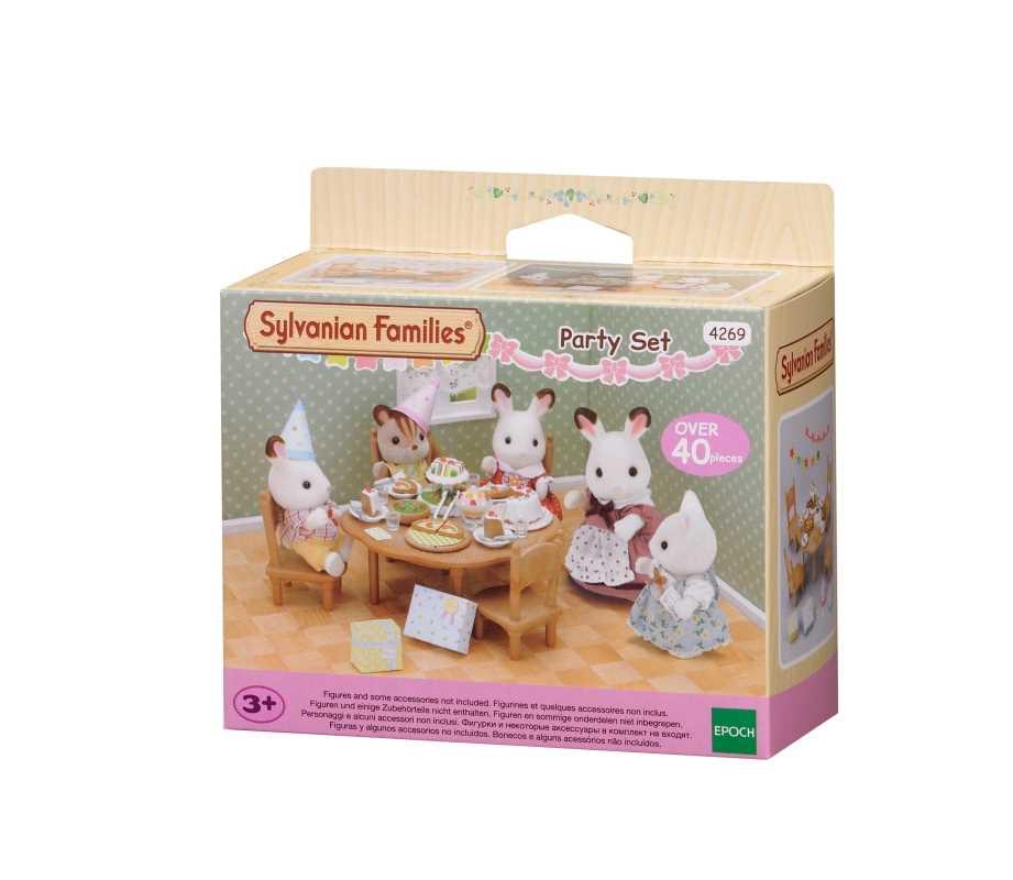 Le goûter d anniversaire - Sylvanian Families - 4269