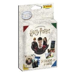 La Magie des Films Harry Potter - Blister 6 pochettes