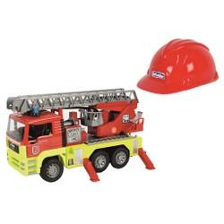 Maxi Pack Camion de pompier + Casque