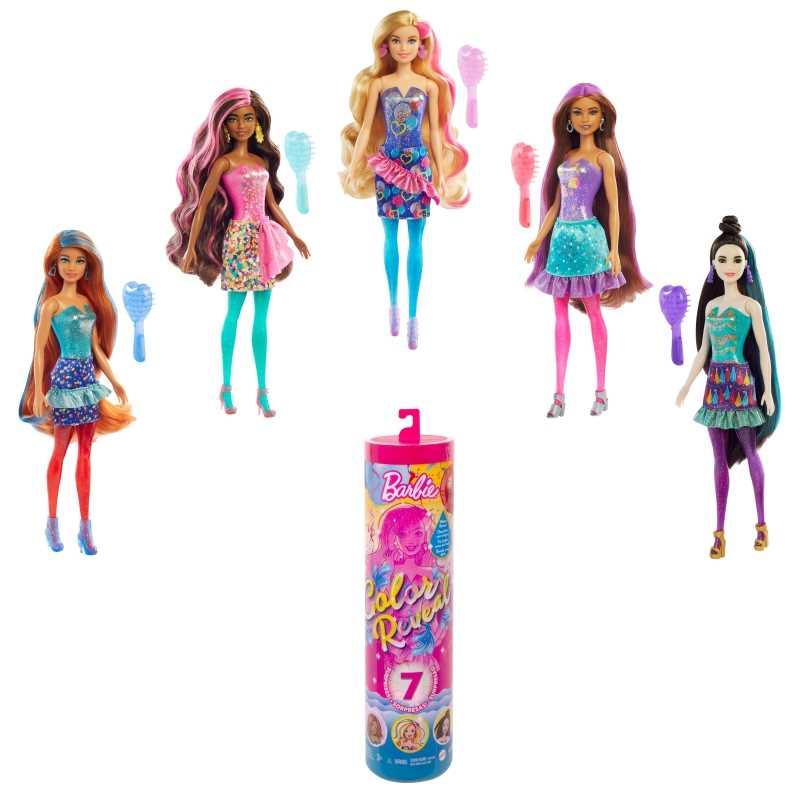 Barbie Color Reveal - Fête Surprise