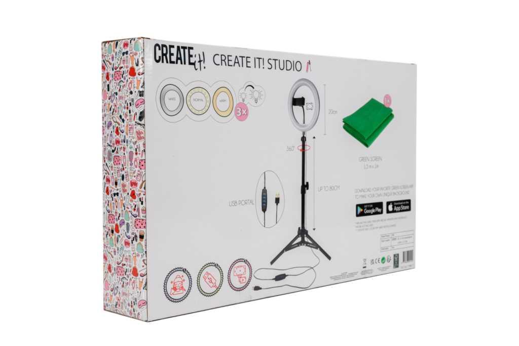 Studio Vidéo Create it!