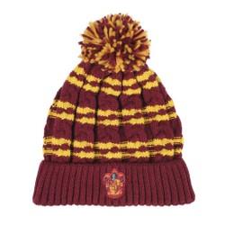 bonnet avec des applications hp winter 2