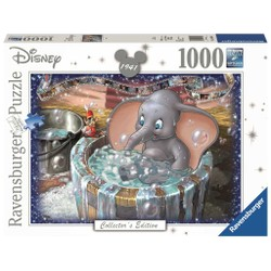 Puzzle 1000 pièces - Disney Collector's Edition 1941 - Dumbo