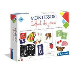 Montessori - Coffret de Jeux