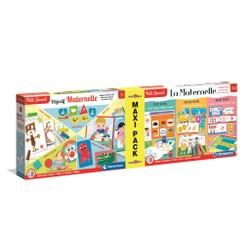 Maxi Pack Objectif Maternelle + La Maternelle