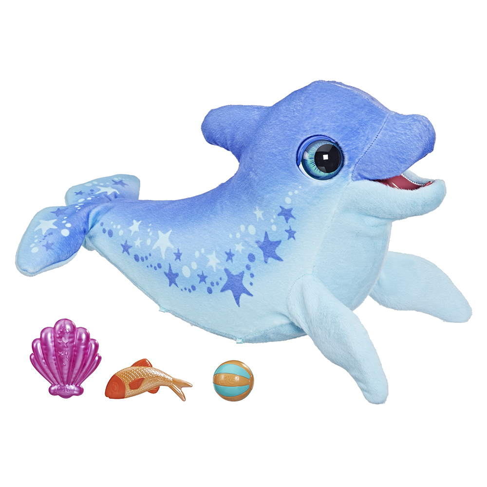 FurReal Friends - Bulle, mon dauphin joyeux