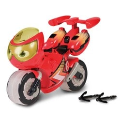 Moto Ricky Zoom Sauvetage éclair