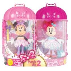 Pack de 2 Minnie Fashionistas