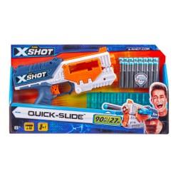Fusil X-Shot Quick Slide