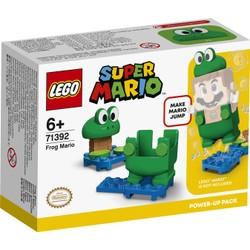 Pack de Puissance Mario grenouille - LEGO Super Mario - 71392