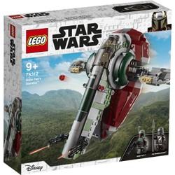 Le vaisseau de Boba Fett - LEGO Star Wars - 75312