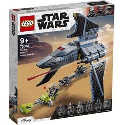 La navette d'attaque du Bad Batch - LEGO Star Wars - 75314