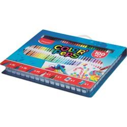 Kit coloriage Color'Peps 100 pièces