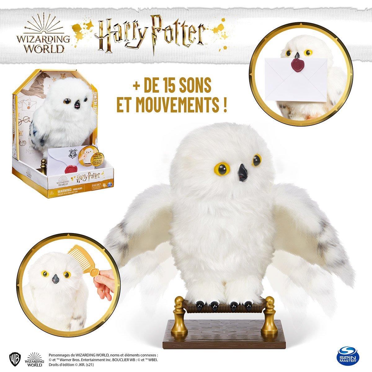Harry Potter - Hedwige Enchantée