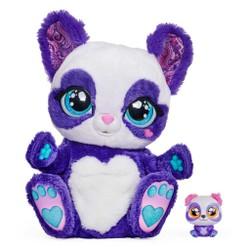 Peek-A-Roo - Peluche interactive Maman Panda et son bébé surprise