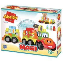 Les Maxi - Mon premier train Abrick
