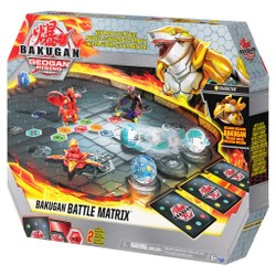 Arène de combat Matrix Bakugan - Saison 3
