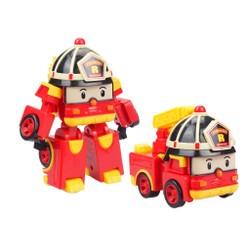 Robocar Poli - Véhicule robot transformable 2 en 1 - Roy