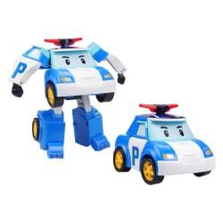 Robocar Poli - Véhicule robot transformable 2 en 1 - Poli