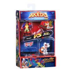 Akedo - Pack 2 figurines
