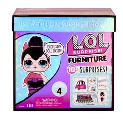 L.O.L Suprise! Playset Serie 4 - B.B. Auto Shop & Spice