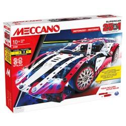 Meccano - Coffret Supercar 25 modèles motorisés