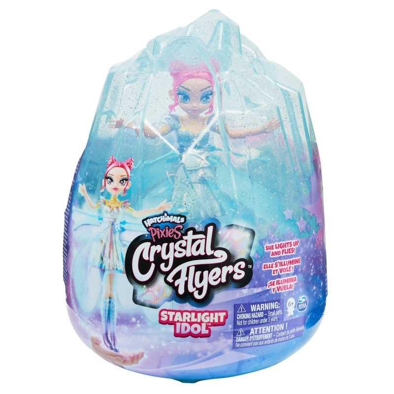 Hatchimals Pixies Crystal Flyers - Starlight Idol