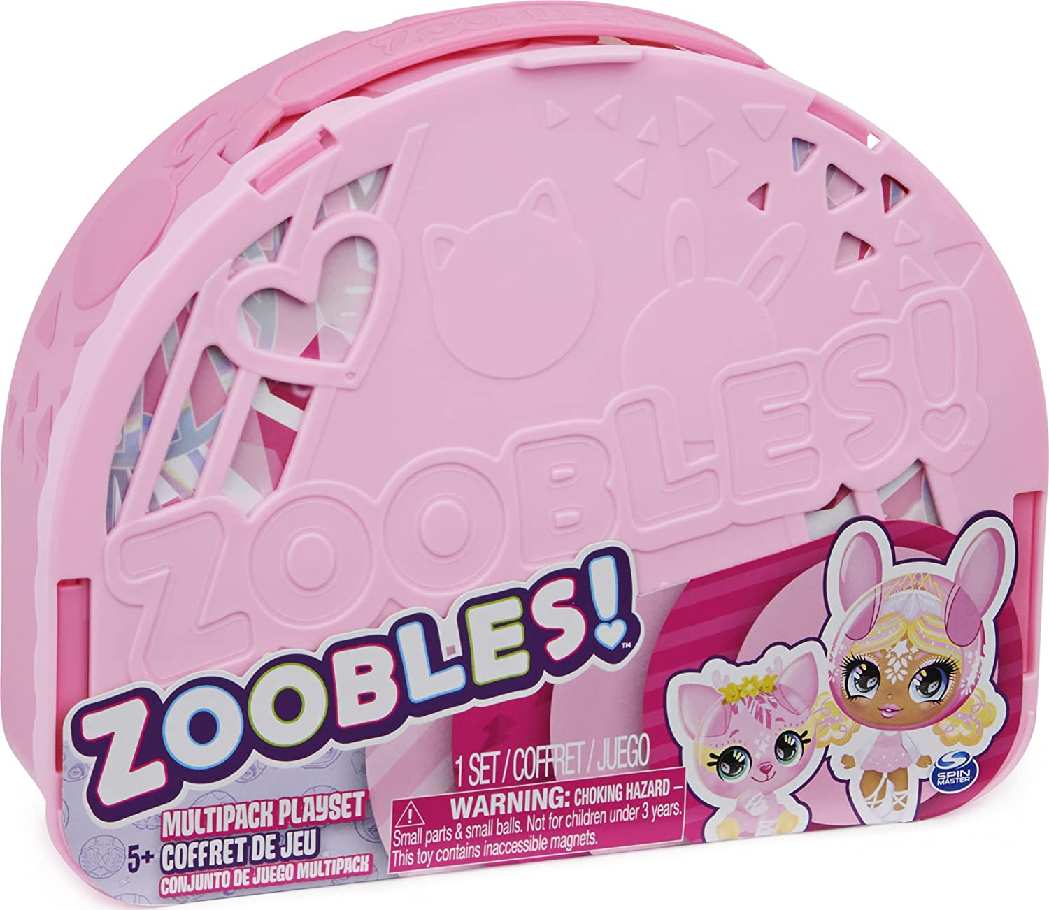 Zoobles - Multipack 3 figurines