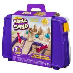 Kinetic Sand - Mallette d'activités repliable