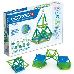 Geomag Ecofriendly - 60 pcs Color