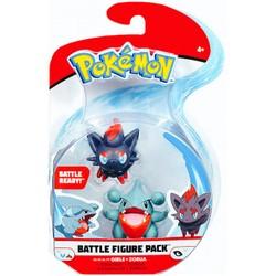 Pokémon - Battle Pack - Griknot et Zorua