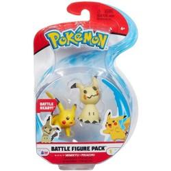 Pokémon - Battle Pack - Mimiqui et Pikachu