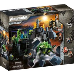 Dino Rock - PLAYMOBIL  Dino Rise - 70623