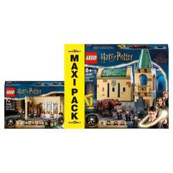 Maxi Pack LEGO Harry Potter - 76386+76387