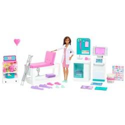 Barbie - Coffret La Clinique de Barbie
