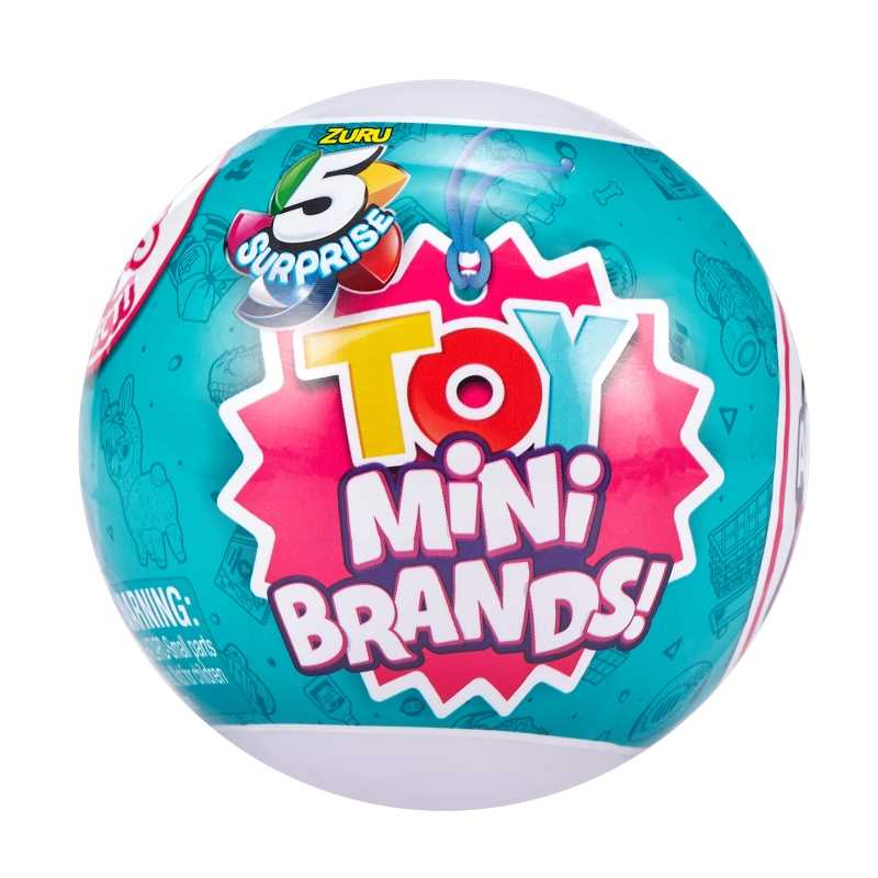 Boule surprise Mini Toys