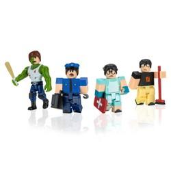 Roblox - Multipack 4 figurines