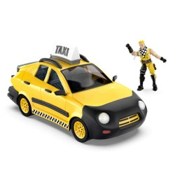 Fortnite Joy Ride Taxi Cab