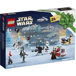 Calendrier de l'Avent - LEGO Star Wars - 75307