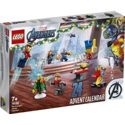 Calendrier de l'Avent des Avengers - LEGO Marvel  - 76196