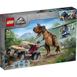 La chasse du Carnotaurus - LEGO Jurassic World - 76941
