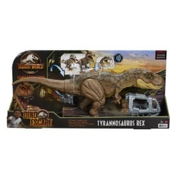 Jurassic World - Figurine Tyrannosaurus Rex Stomp 'N Escape