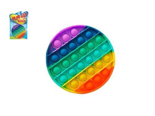 Plop Up Figet Jumbo Rainbow